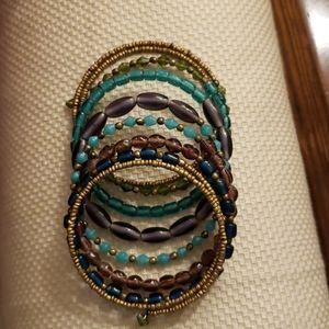 Bangle Wraparound Bracelet